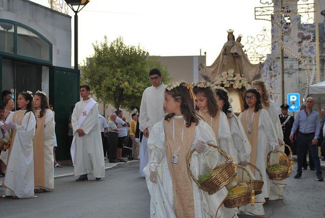 Rutigliano- Ecco il Fotoreportage della nostra amata Vergine del Carmelo (6)