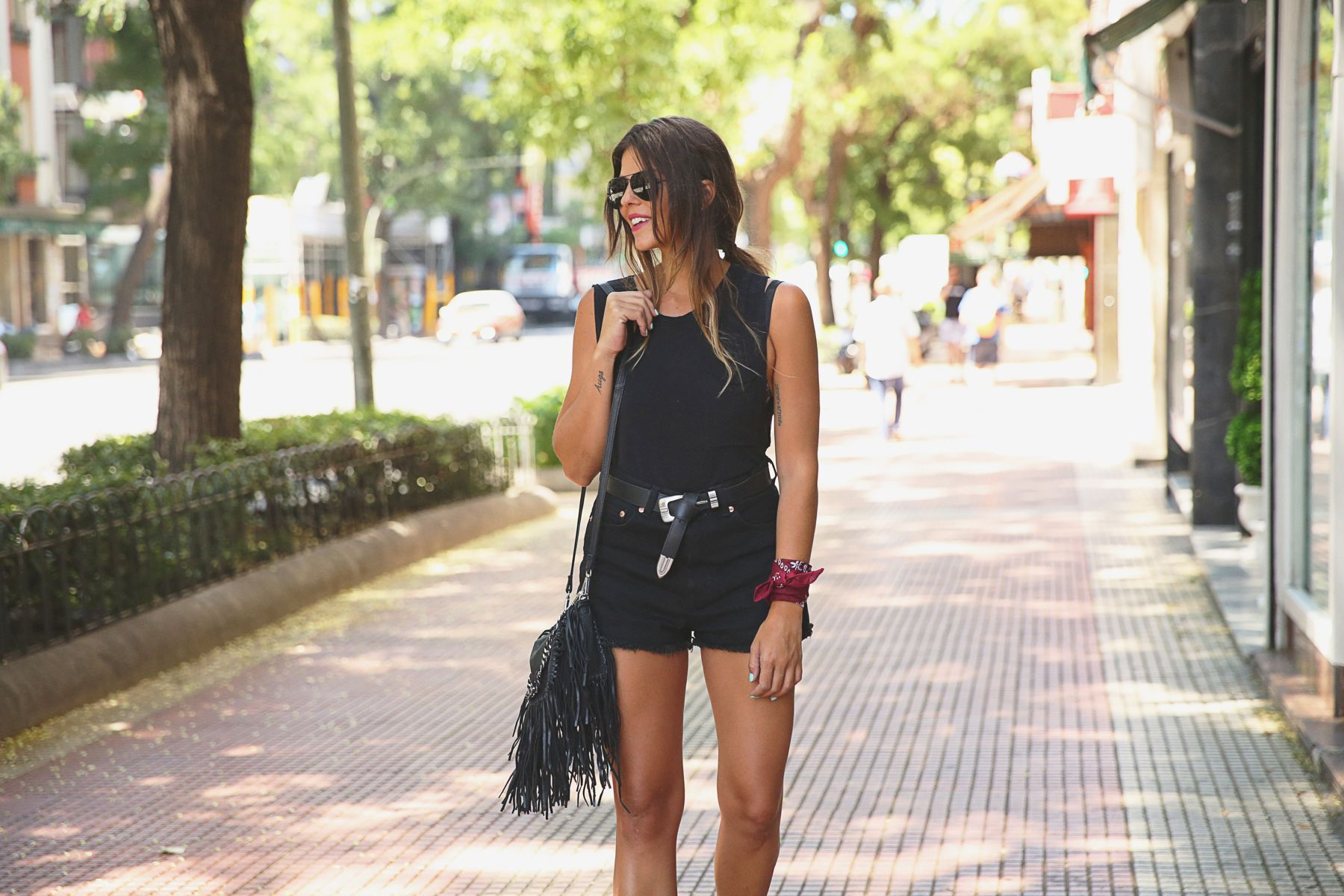 Grunge Summer Outfit