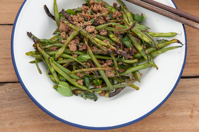 Chinese Beef & Beans-3