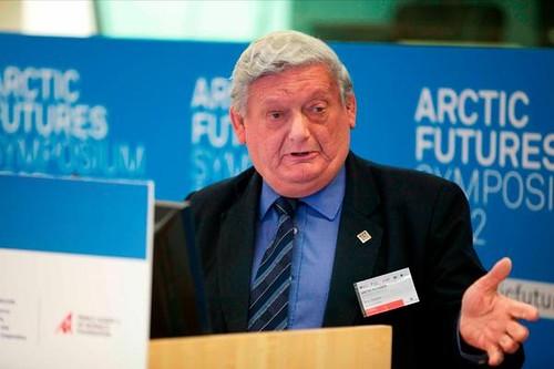 Prof. Terry V. Callaghan, premio Nobel per la pace, membro dell_IPCC
