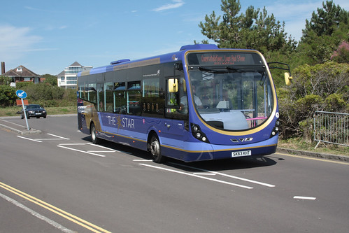 First Hampshire and Dorset 63042 SK63KHT