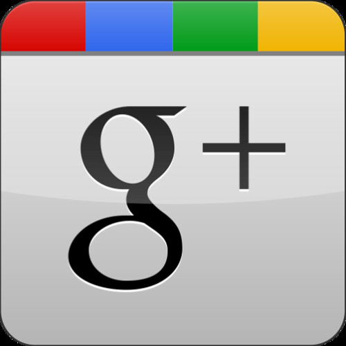 GooglePlus  512 Grey Gloss