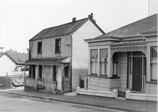 Houses in Palmyra Street identified as substandard in 1957