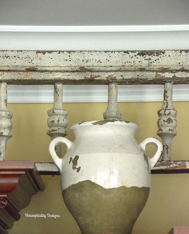 Pottery Barn Urn - Housepitality Designs