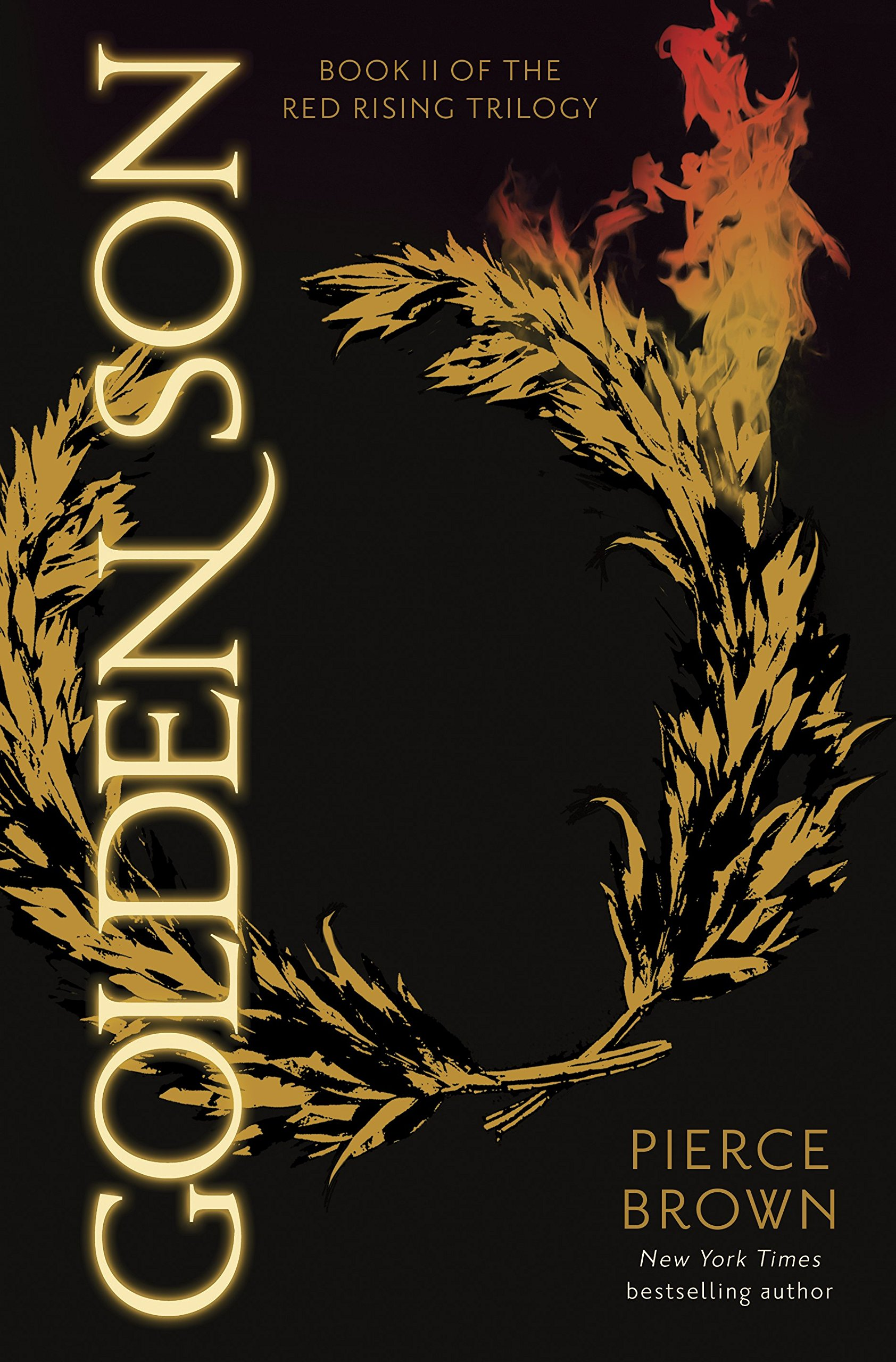 'Golden Son' by Pierce Brown (reviewed by Skuldren)