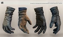 [Deadwool] Erik gloves - Group gift