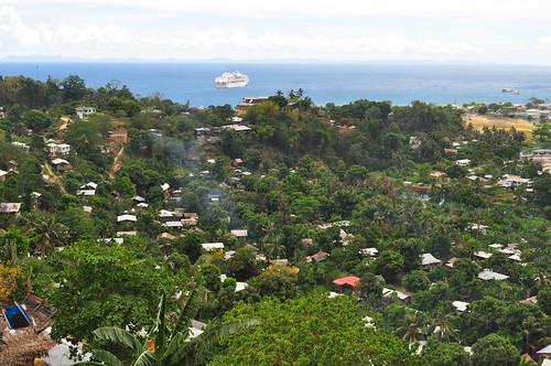 honiara solomon islands sun princess cruise ship