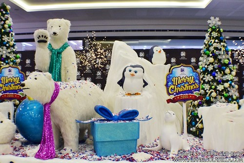 Grand Magical Christmas Parade in SM City Trece Martires (4)