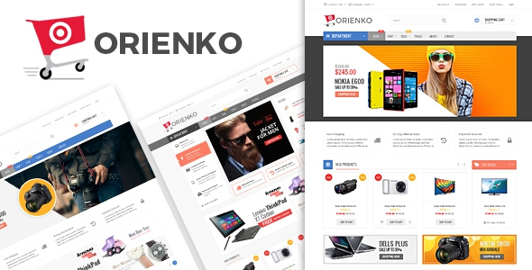 Orienko v1.1 - WooCommerce Responsive Digital Theme
