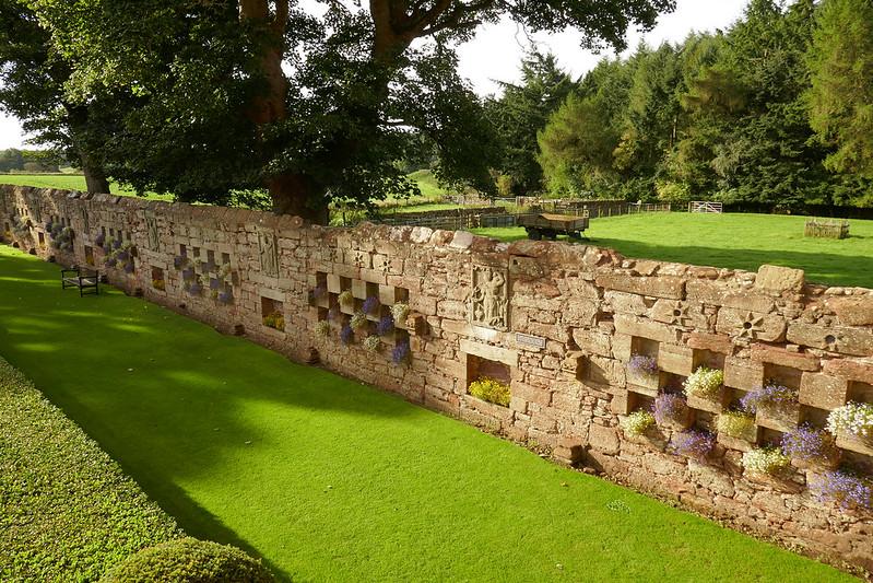 Jardin amurallado