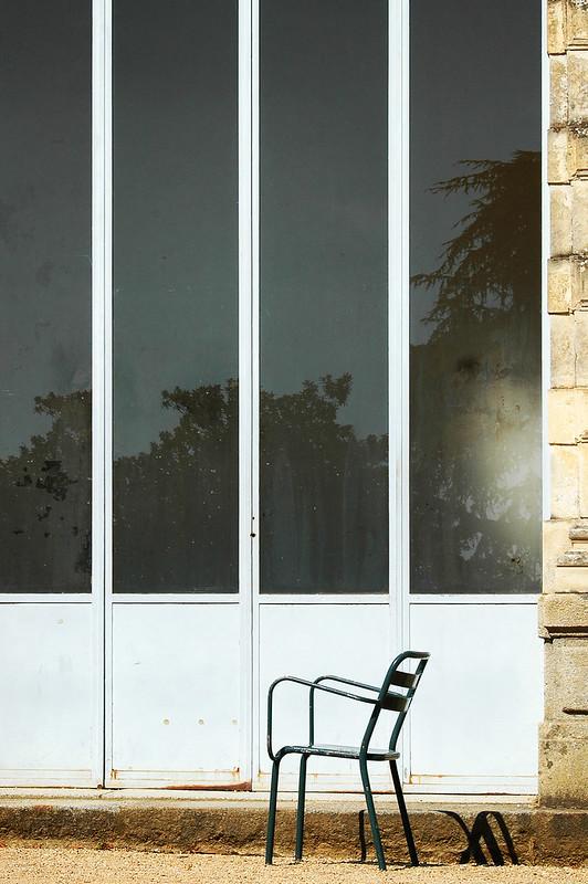 Thabor Rennes jardin chaise - atana studio