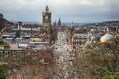City Life   Edinburgh City