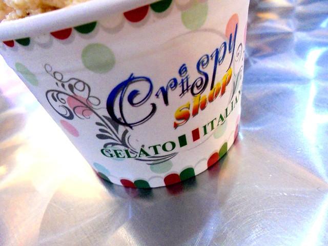 Crispy Shop, Star Mega Mall Sibu