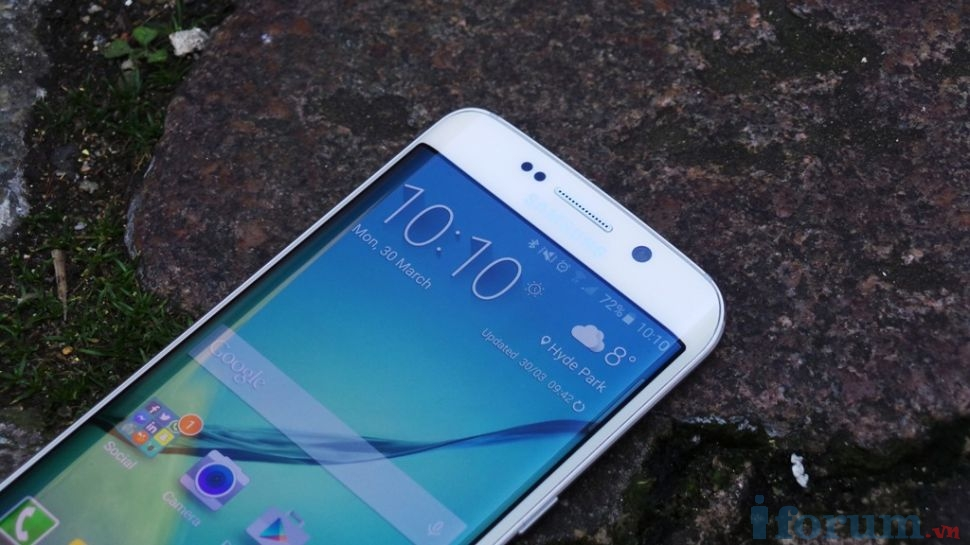 Thông tin mới về S6 Note - Phiên bản Galaxy S6 Plus