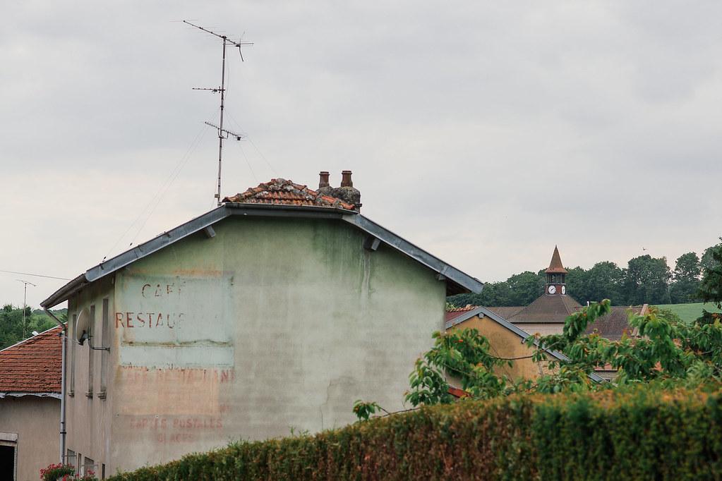 Tourisme vert en Meuse - de la vallée de la Meuse à l'Argonne - Restes d'une autre époque