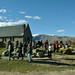May 21, 2015 - 12:14 - It's amazing I managed to get a clean shot- so many tourists!  Blog Post here- Into the MacKenzie Country- Tekapo