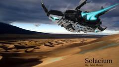 Solacium on the Dunes