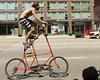 Tall Bike by w.d.worden