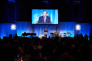 Global Compact +15: 15th Anniversary Celebration Dinner (25 June 2015, New York, NY)