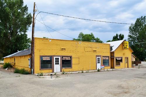 bar forsale nevada arcade nightclub bakery storefront ghostsign commercialbuilding vacuform plasticsign smithvalley highway208 smithnv