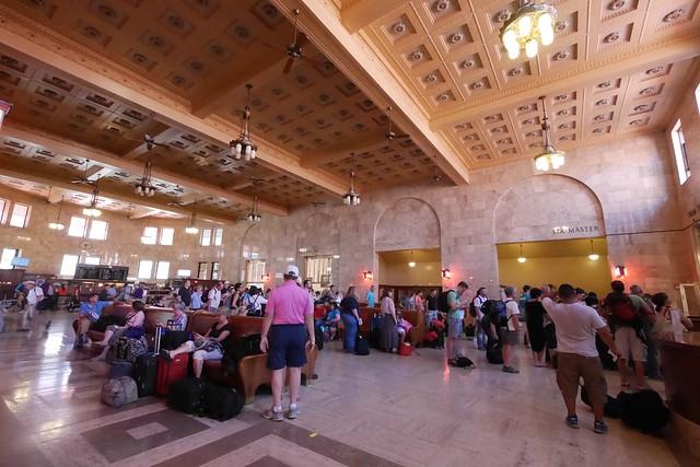金, 2015-07-17 14:27 - Portland Union Station