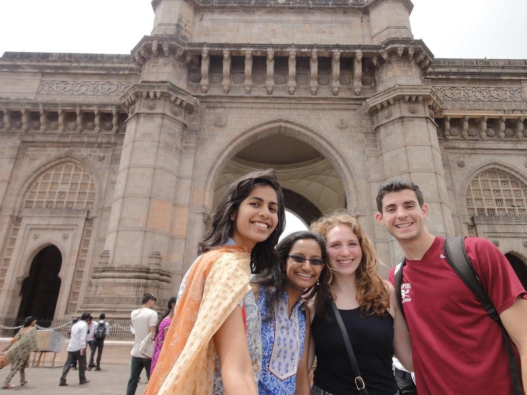 Pooja, Lina, Hadley & Mark