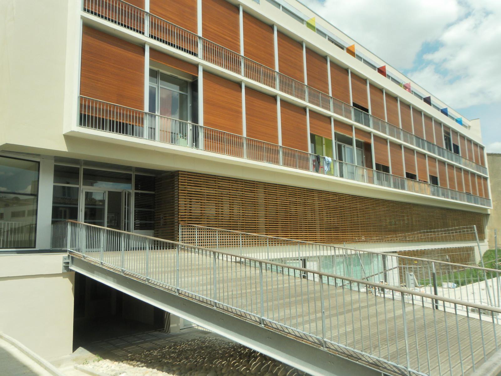 Résidence Universitaire Crous La Marne - Bordeaux - Extérieur