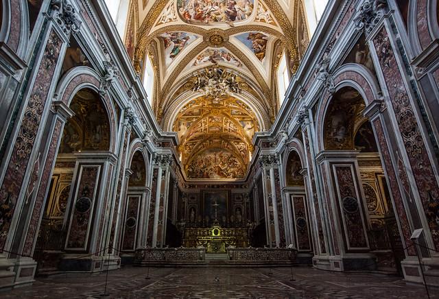 Certosa di San Martino - Naples