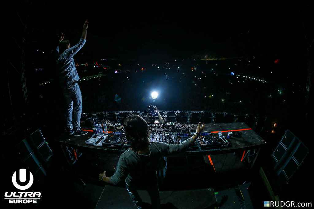 Axwell ^ Ingrosso @ Ultra Europe 2015