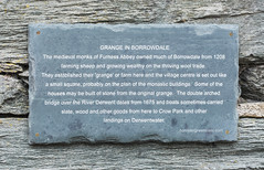 Photo of Slate plaque number 39899