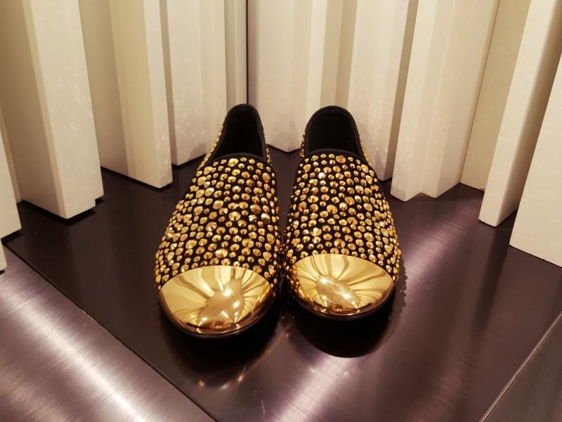 Giuseppe Zanotti gold studs