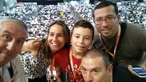 SELFIE en Euskal Encounter 2015