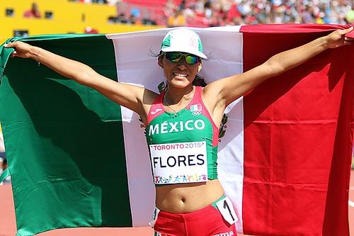 Brenda Flores Juego Panamericanos Toronto 2015