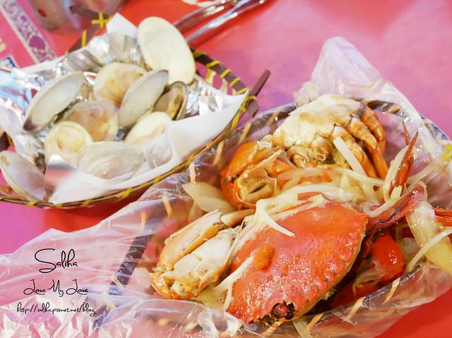 基隆夜市小吃美食烤海鮮 (8)