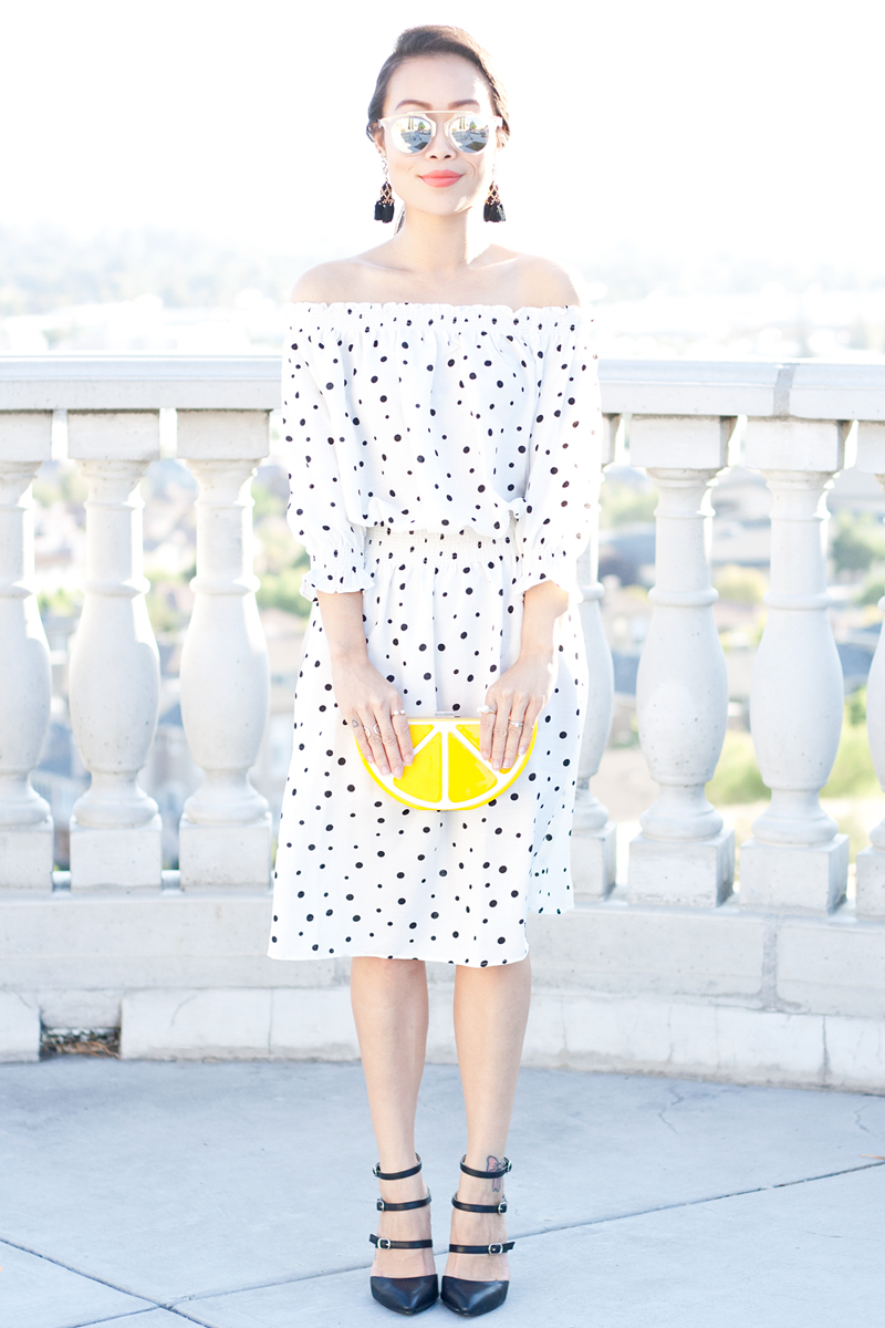 04-lemon-dots-off-shoulder-dress-sf-sanfrancisco-fashion-style