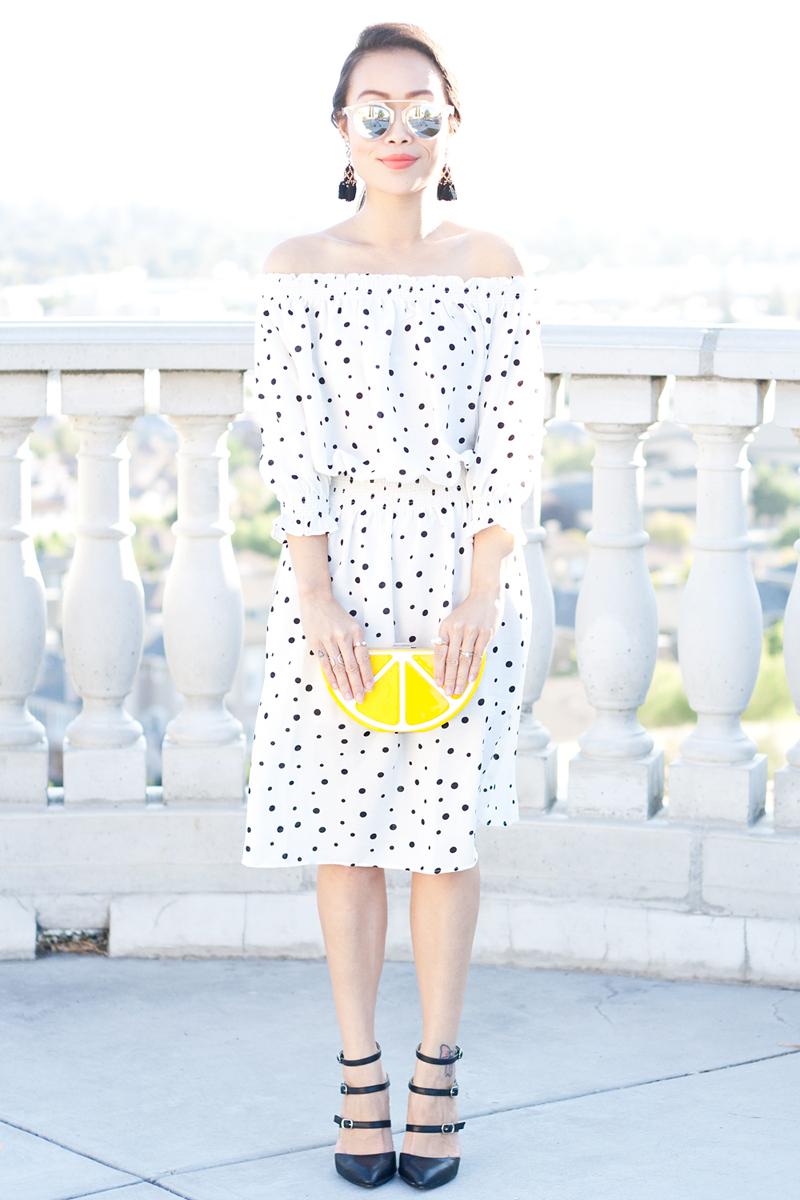 04-lemon-dots-off-shoulder-dress-sf-sanfrancisco-fashion-style