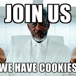 Join Us We Have Cookies