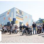 Hands-On Harley-Davidson 2015