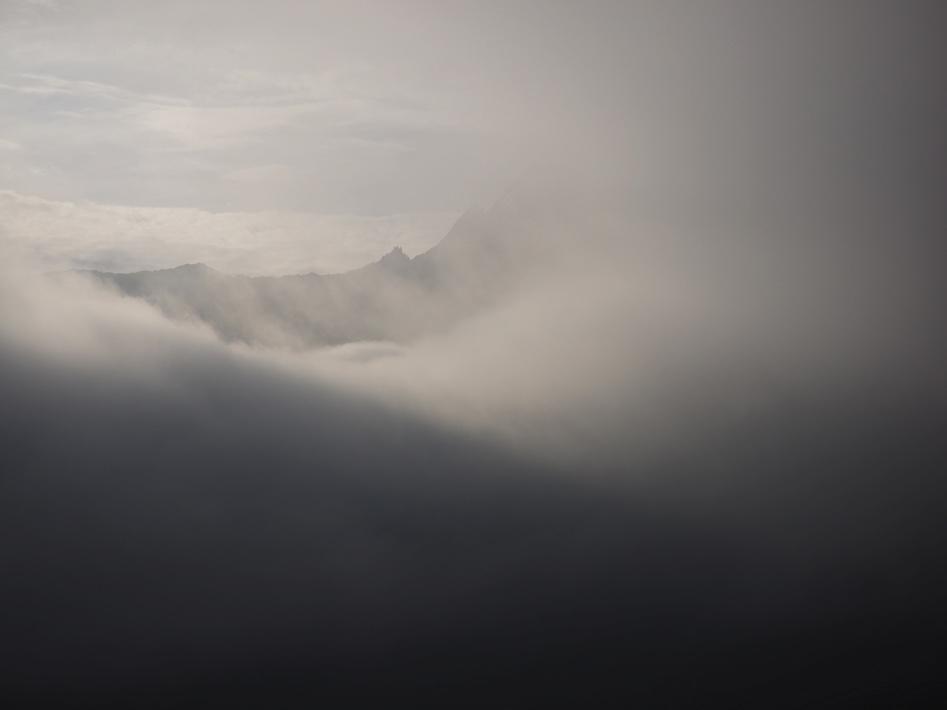 White Cloud Impression