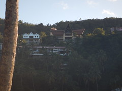 Nice place in Marigot Bay