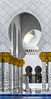 Grand Mosque Sheikh Zayed, Abu Dhabi. by Peppe_Cris