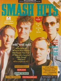Smash Hits, November 16, 1988