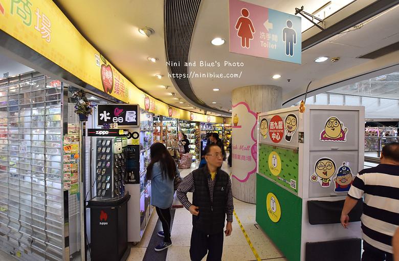 香港西九龍中心逛街商場21