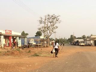 Unknown village in Siaya County