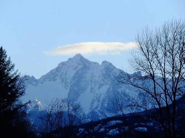 North Cascades Mountain
