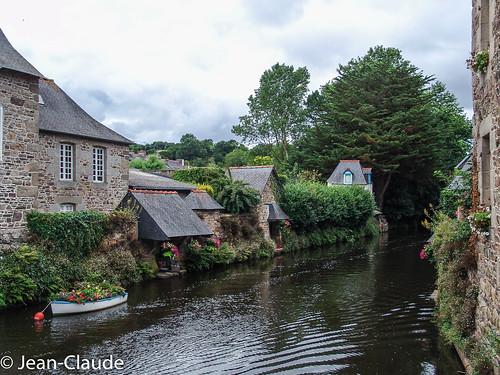 bibliothèque france bretagne voyages photos pontrieux fr sony fleurs berges ruisseau rivière
