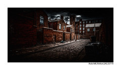 Bute Mill, Bolton (UK) 2015