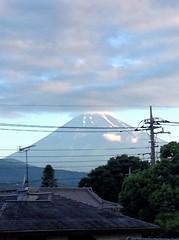Mt.Fuji 富士山 6/22/2015