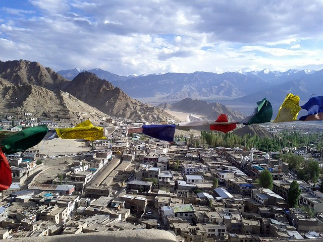 Ladakh, the Surreal Movie Set