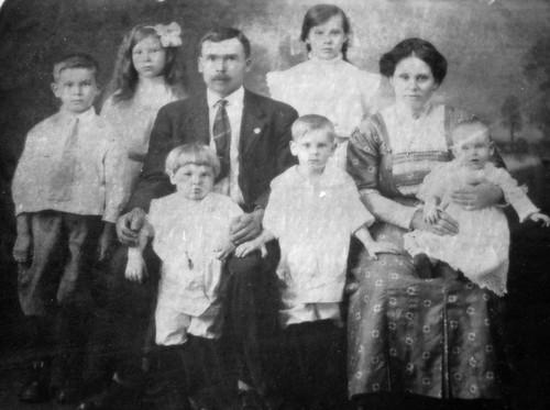 the beveridge family